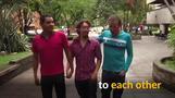 コロンビアで男性3人が「結婚」、初めて法的に認められる(15日)