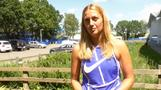 Attack victim Kvitova relishing Wimbledon return