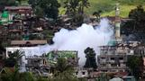 Philippines military aims to end battle by weekend