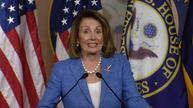 Pelosi says Democrats don't 'agonize' but 'organize'