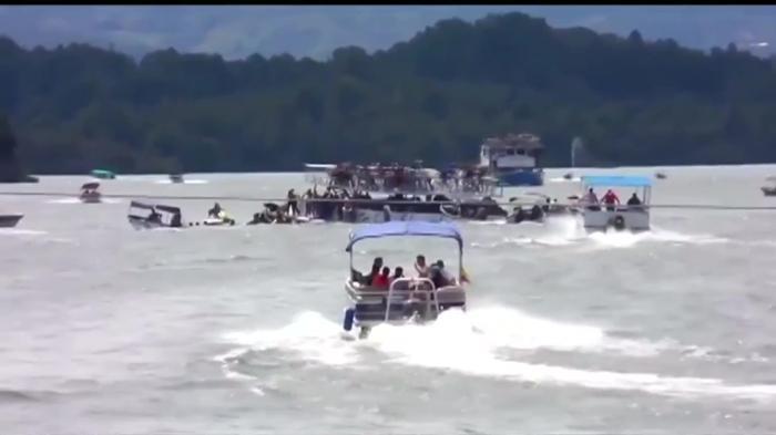 南米コロンビアの湖で遊覧船が沈没、少なくとも9人死亡(25日)