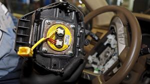 Airbag maker Takata files for bankruptcy protection