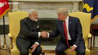 Trump, Modi seek rapport despite policy frictions