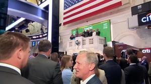 Banks, tech lead Wall Street rally