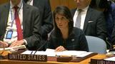'We are not looking for war' with North Korea: Haley