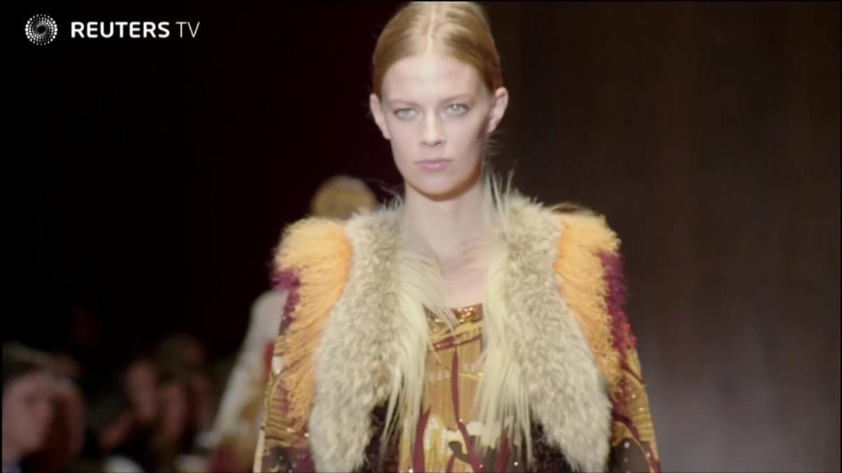 6d0d4bfce Fashion house Gucci prepares to go fur-free