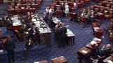 U.S. Senate passes budget bill crucial to GOP tax reform push