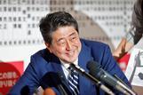 サプライズなき総選挙、焦点は安倍首相悲願の憲法改正へ(字幕・23日)