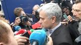 Mourinho appears in court, says he has nothing more to pay