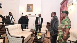 Mugabe to resign as Zimbabwe's president- sources