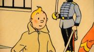Rare Tintin drawing fetches over €500,000 at Paris auction