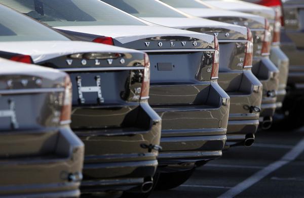 Breakingviews TV: Uber revs up Volvo