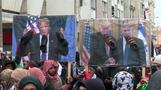 Moroccans protest over Trump's Jerusalem stance