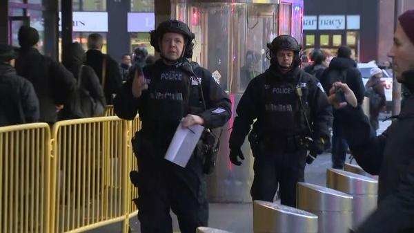 NYC police responding to reports of explosion