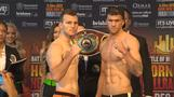 Horn and Corcoran weigh in amid showmanship in Australia