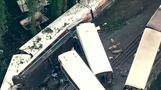 Multiple deaths after Amtrak train derailment