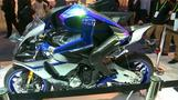 Yamaha unveils autonomous and robot-driven motorcycles