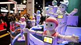 INSIGHT: Robots shine at CES