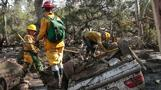 Hoping for a 'miracle' in California mudslide search