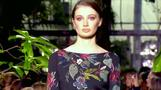 Lena Hoschek takes Berlin Fashion Week down the garden path