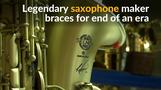 Legendary French sax maker braces for ownership change