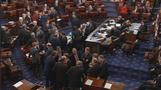 Shutdown begins as deadline passes without a deal in Congress