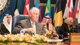 Rebuild Iraq or risk I.S. return, says Tillerson