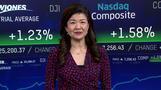 NY株5日続伸、アップルなどハイテク株が大幅高 (15日)