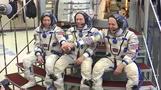 رواد فضاء يتدربون في محاكاة لسفينة سويوز قبل الانطلاق في مارس