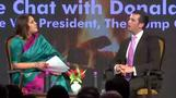 Trump Jr. drops planned foreign policy speech in India