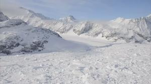 Polar ice tests show greater human impact on emissions