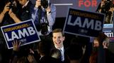 GOP sirens wail after Lamb claims win in PA