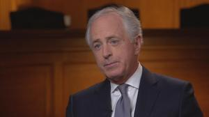 GOP Sen. Corker expects Trump to pull out of Iran deal