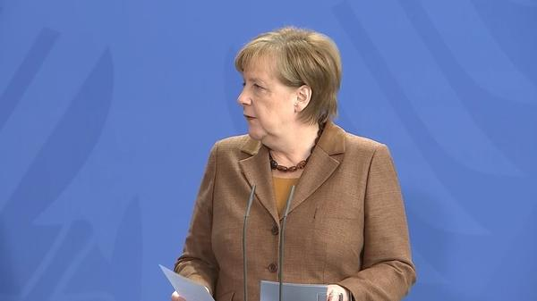Merkel: still many challenges ahead for Brexit