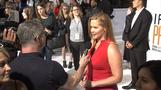 Amy Schumer talks body issues at premiere