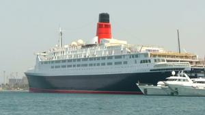 Luxury liner Queen Elizabeth II reopens as floating hotel