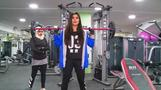 Saudi women lift weights and bust social norms