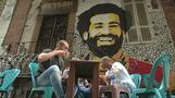 أداء محمد صلاح في دوري أبطال أوروبا يمنح المصريين سعادة غامرة