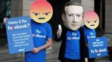 Facebook grilled by UK MPs over data scandal