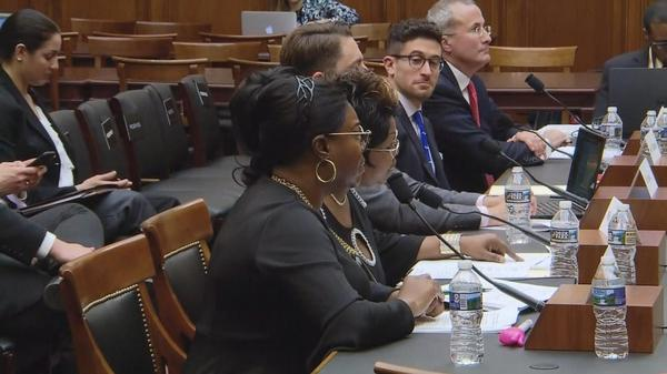 """""""Diamond and Silk"""" sisters tell lawmakers """"censorship is no hoax"""""""