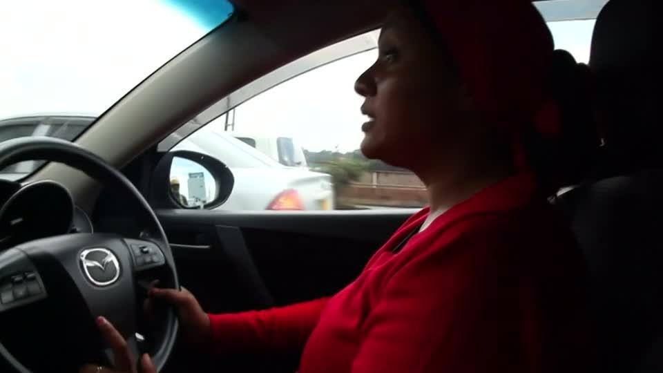Women cabbies hit Nairobi's roads