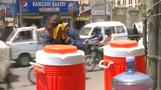 パキスタンに再び熱波襲来か、最高気温45度の予報(字幕・29日)