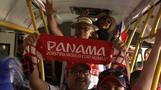 Panama, Belgium fans touch down in Sochi for World Cup clash