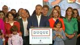 Colombia Elects Ivan Duque as President