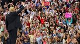 VERBATIM: Trump says border is still 'tough'