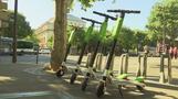 شركة أمريكية تطلق خدمة تأجير دراجات (سكوتر) في باريس