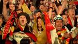 Fans in Berlin hail Germany's last-minute win against Sweden