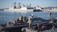 U.S. halts some military exercises with S. Korea