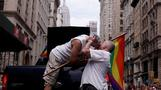 Loud and proud revelers celebrate LGBT rights