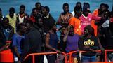 Merkel faces uphill climb to get migrant plan